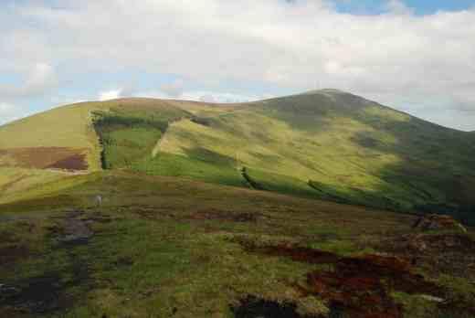 mount leinster peak