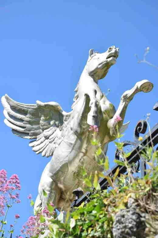 winged horse powerscourt