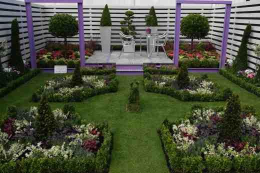 Topiary garden New leaf gardens