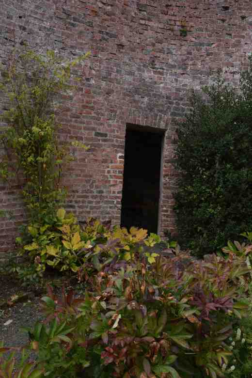 Colclough walled gadn sept 143