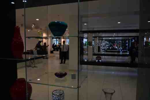 waterford city crystal