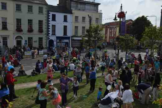 waterford city harvest