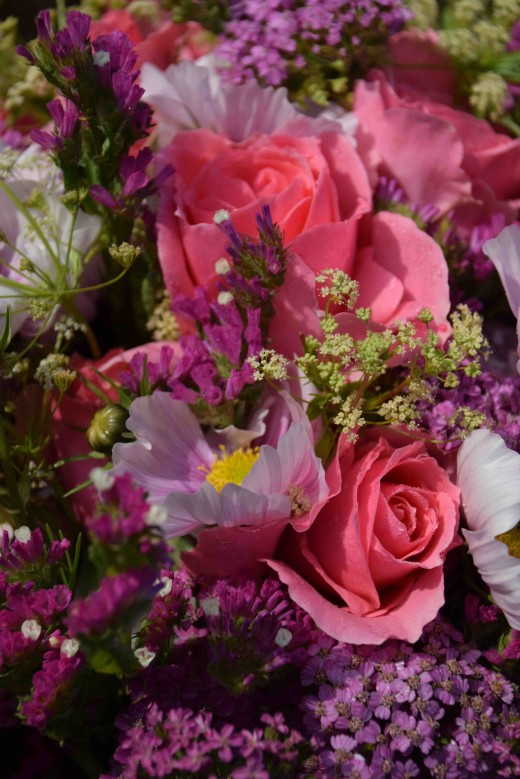 your beautiful bouquet