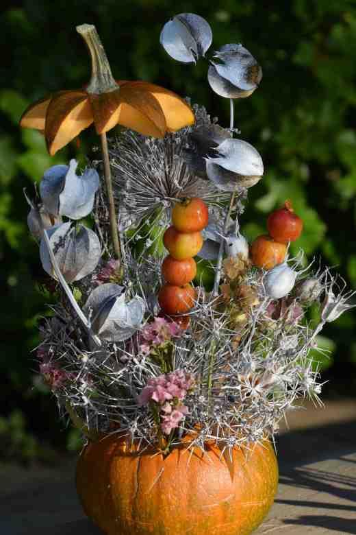 pumpkin arrangement2