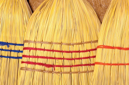 Taken from Tennessee Home&Farm-Hockaday Handcrafted Brooms