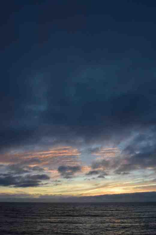 courtown sunrise dec213