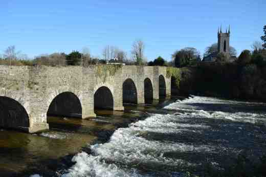 The Slaney at Ballycarney