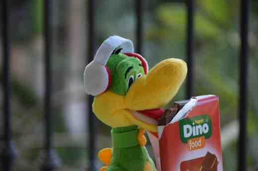 dino snack