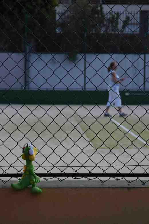 dino tennis