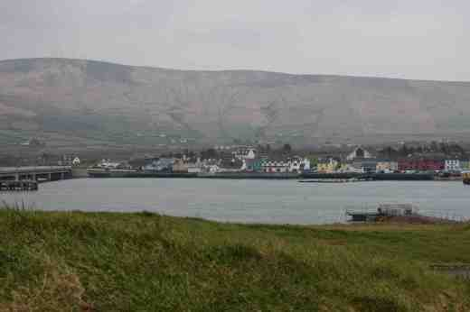 Portmagee from Valentia Island