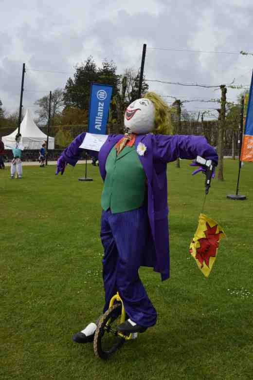 'The Joker' Maine Primary school