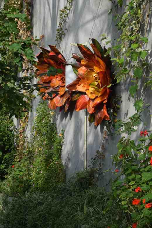 Mega Flower by Lynda Christian