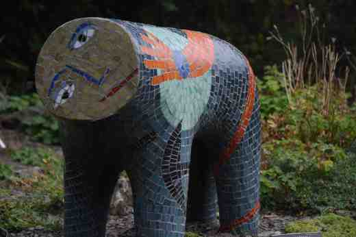 Mythical Beast by Sally Houston