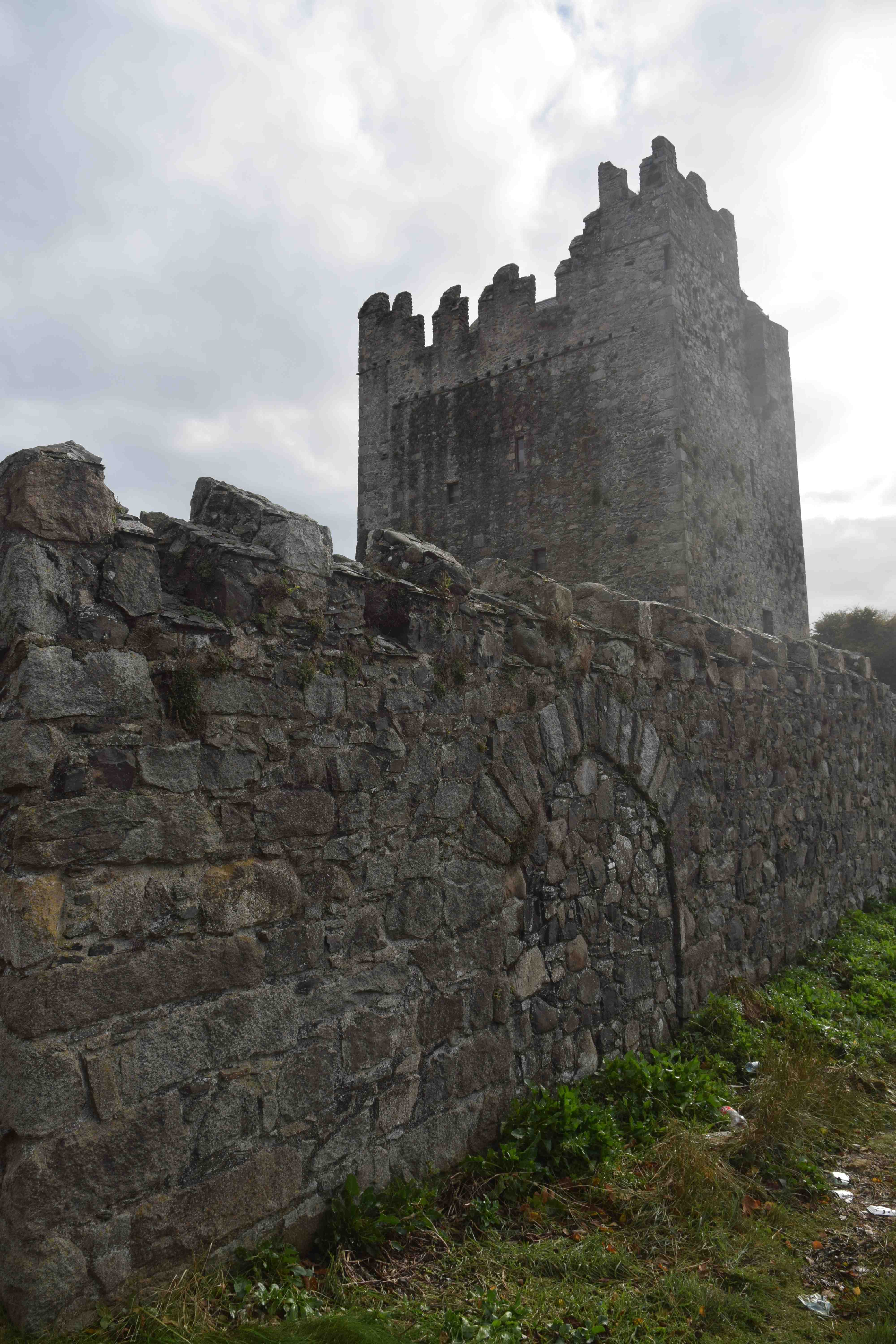 for the attack on british army soldiers in august 1979 by the provisional ira when 18 soldiers were killed in an ambush the greatest single loss of - Single Wall Castle 2015