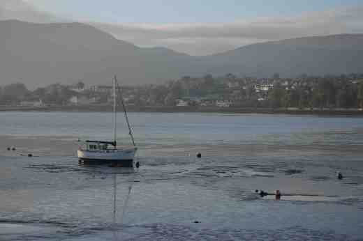 Omeath from Warrenpoint