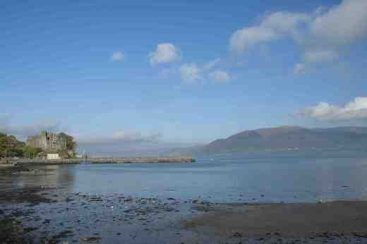 King Johns Castle in Carlingford