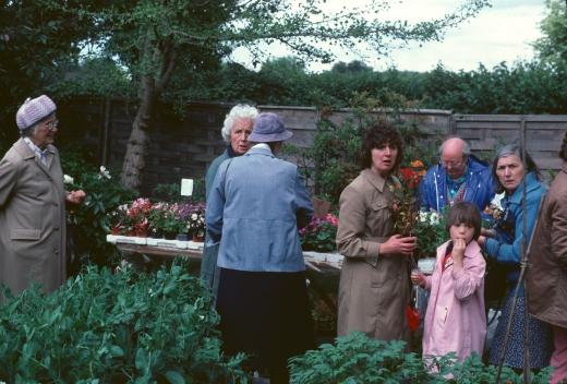 myddelton frances perry garden